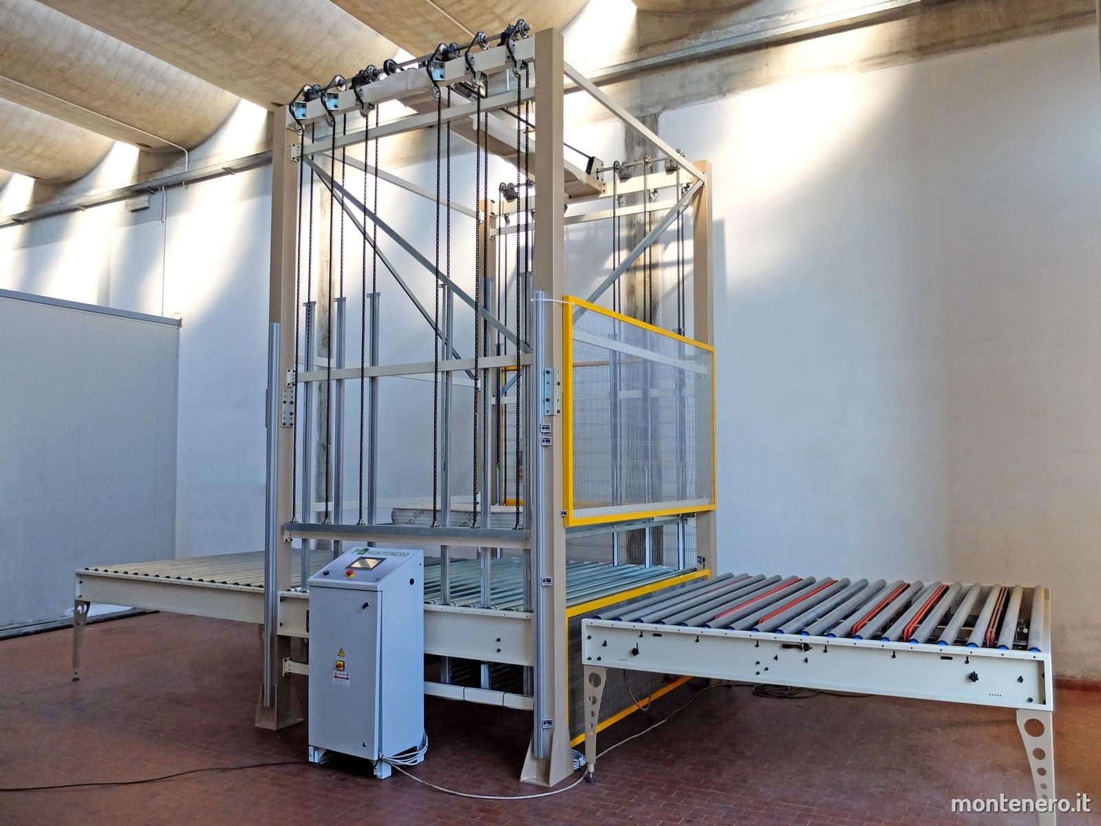 Vertical Warehouse - Montenero