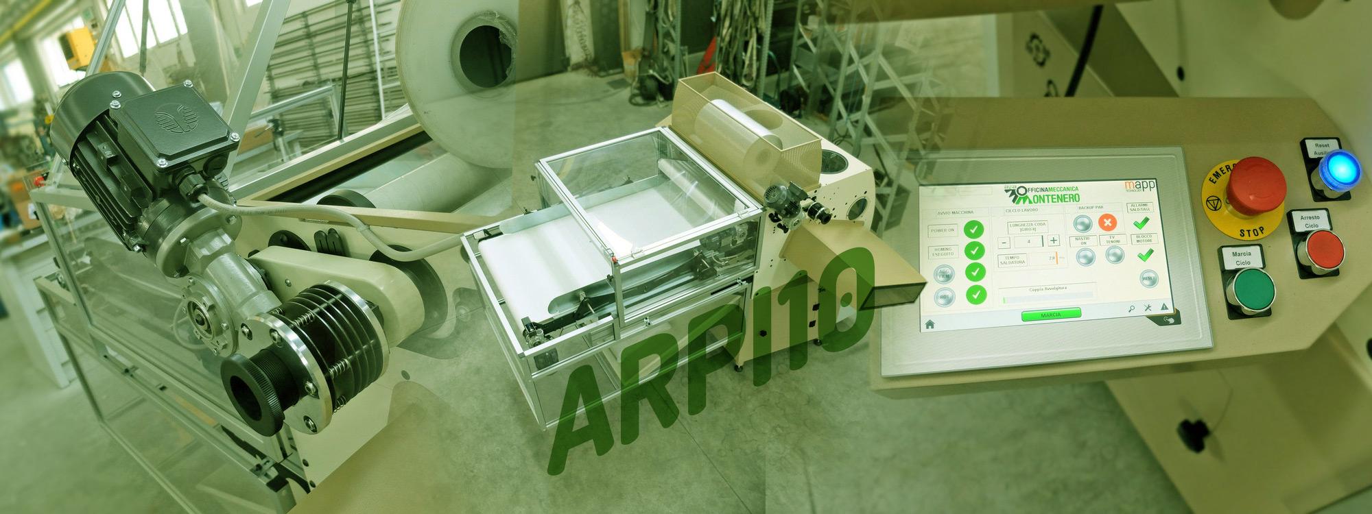 Packing Machine ARPI 10 - Montenero